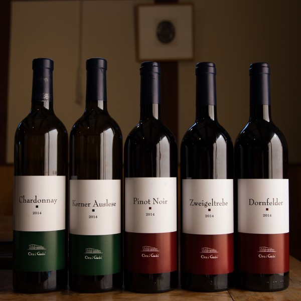 オチガビ ワイン入荷